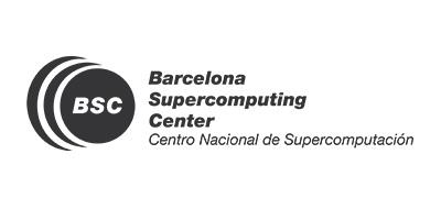 The Barcelona Supercomputing Center – Centro Nacional de Supercomputación (BSC-CNS) Logo
