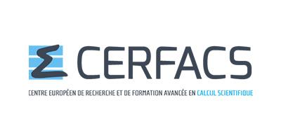 Centre European de Recherche Scientifique CERFACS Logo
