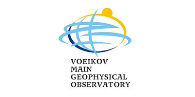 "Federal State Budgetary Institution ""Voeikov Main Geophysical Observatory"" (FGBI ""MGO"") Logo"