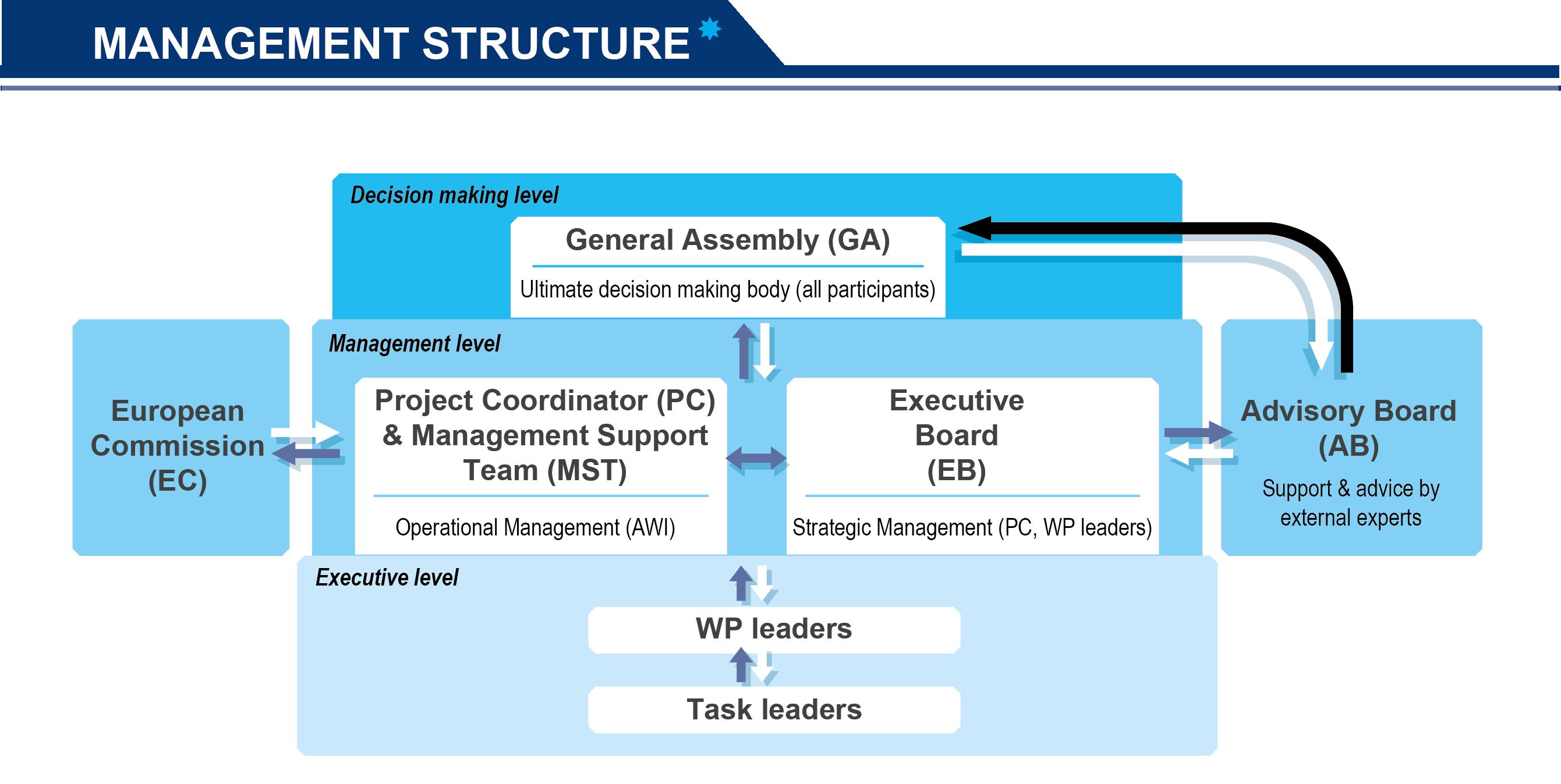 Management structure 2-06
